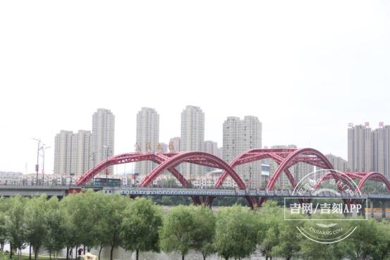 吉林市国际马拉松来啦 这些路段桥梁实行交通管制